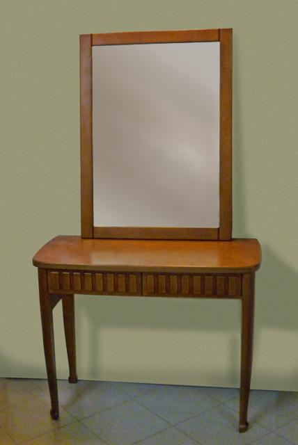 Туалетные столики с зеркалом, фото